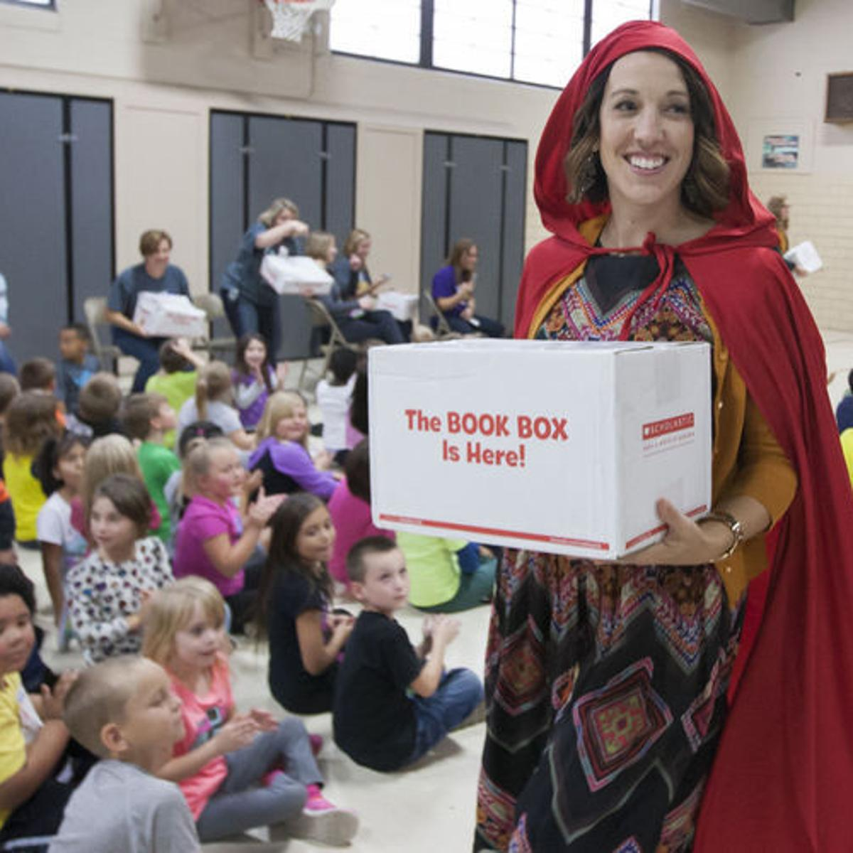 Council Bluffs schools get free books from state Book Trust program