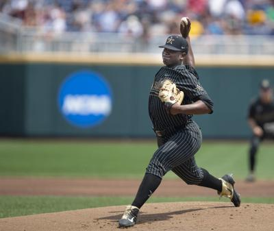 Shatel: Solid as a rock — and built like one, too — Vandy freshman Kumar Rocker doesn't disappoint