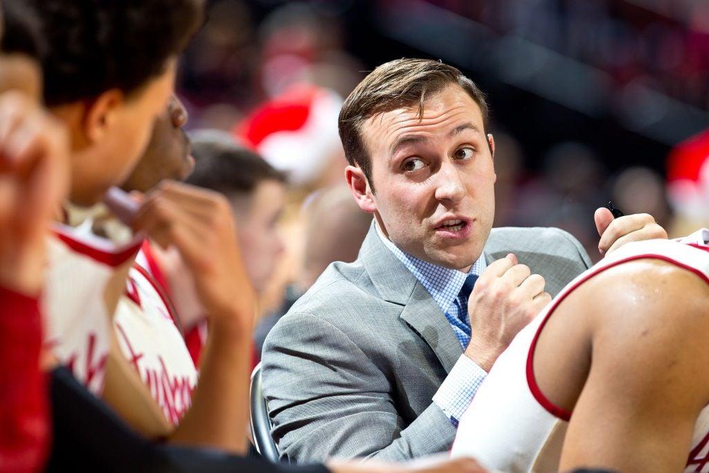 Ali Farokhmanesh S Move From Nu To Drake Assistant Post Designed To Enhance Basketball Coaching Future Men S Basketball Omaha Com