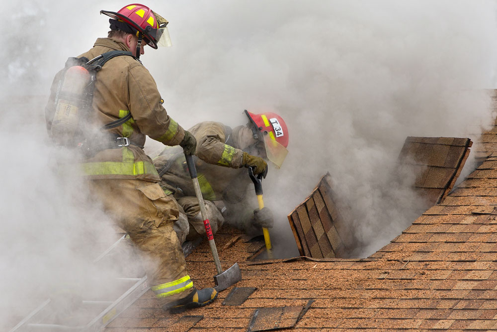 More fire duty