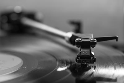 Vinyl Record Music teaser