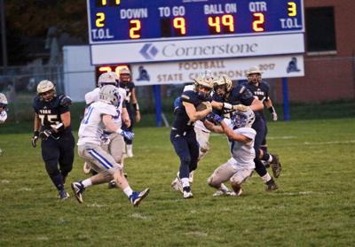 York's O-line takes control in win over Alliance