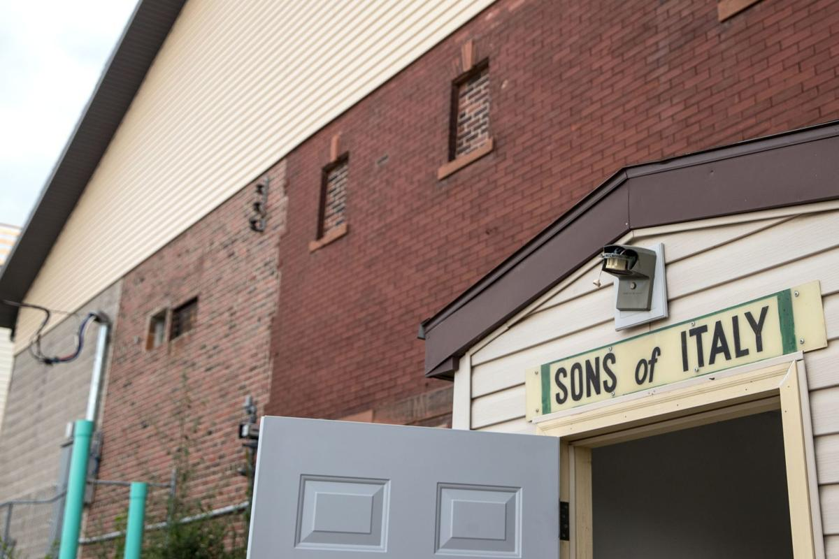 Sons of Italy renovations