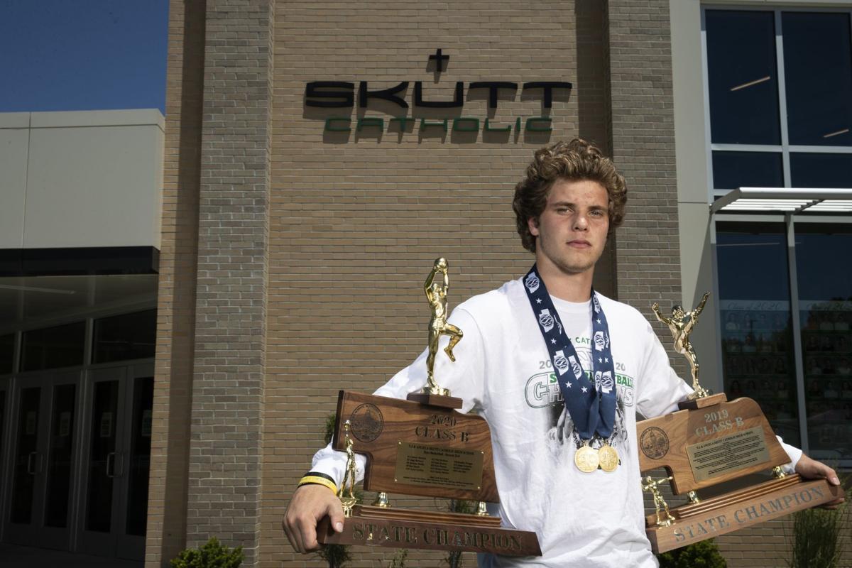Athlete of the year: Skutt's Tyson Gordon