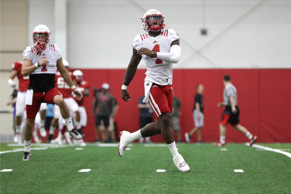 Notes: Early pick part of 'rusty' passing day; Rose-Ivey injures knee; Running backs impress early and more