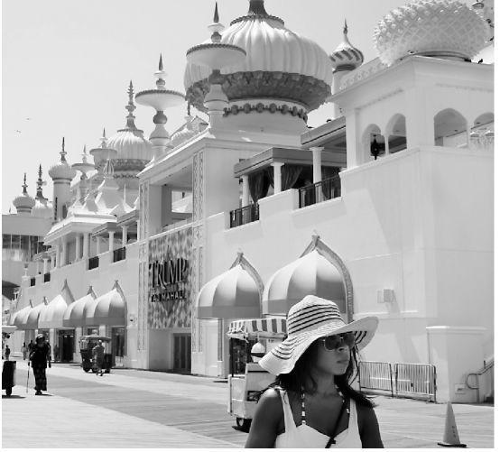 Trump, his doomed Taj casino and 253 contractors not paid in full