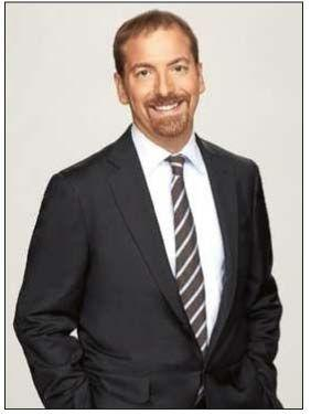 Sunday With... CHUCK TODD
