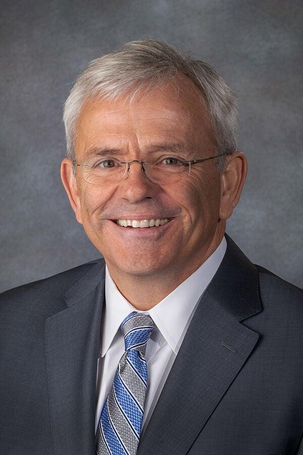State Sen Steve Lathrop mug (copy)