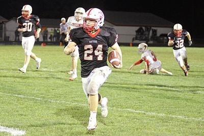 Unassuming Chase Shiltz put up huge numbers in football, wrestling for Creston