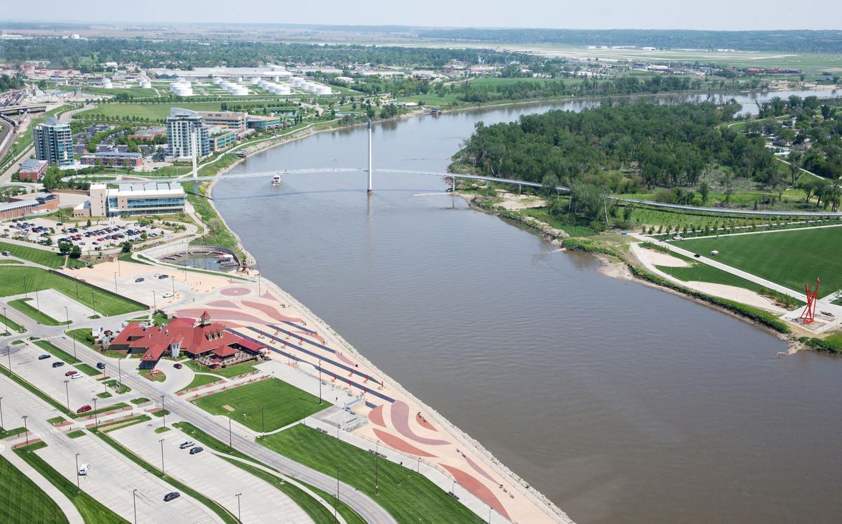 290 Million Plan For Omaha Riverfront Draws Praise But