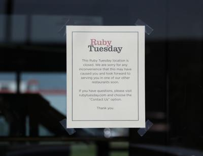 Ruby Tuesdays in Council Bluffs and Bellevue close