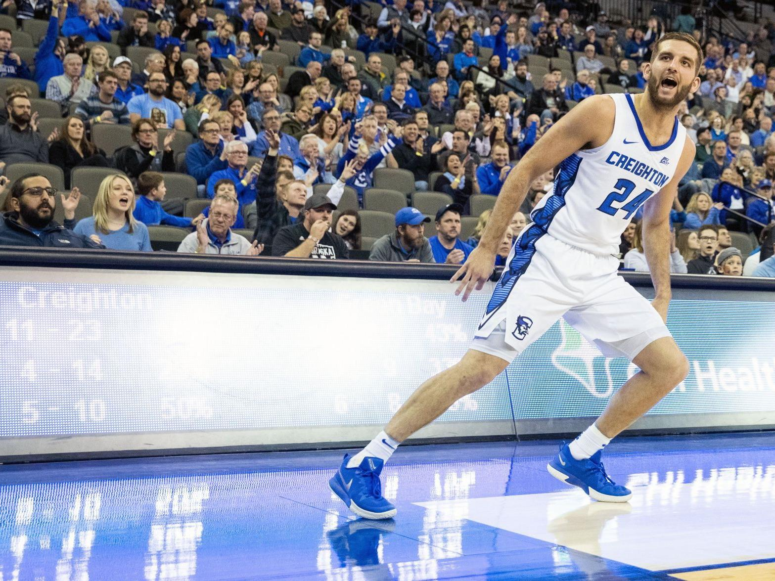 Creighton notes: Free throw woes, cleaner basketball and red-hot Mitch Ballock