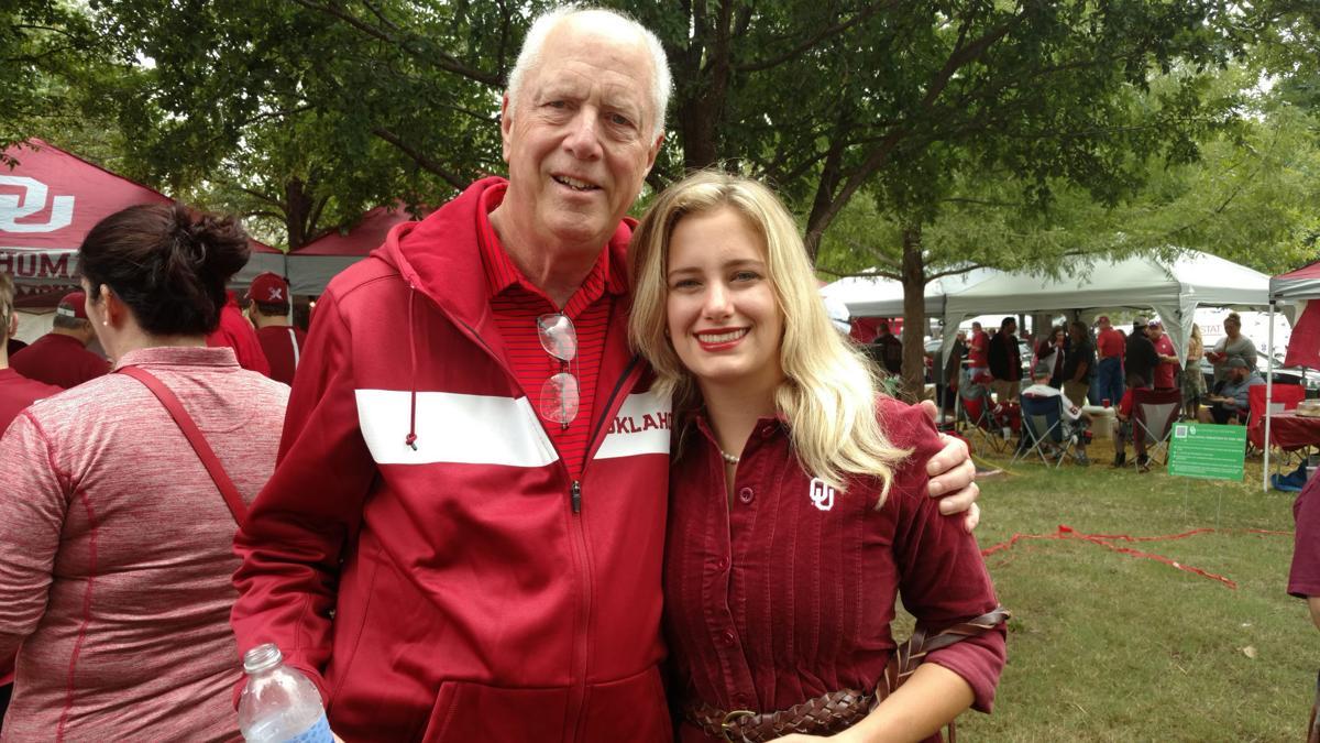 Bill Redick and granddaughter Abby Redick-Harris