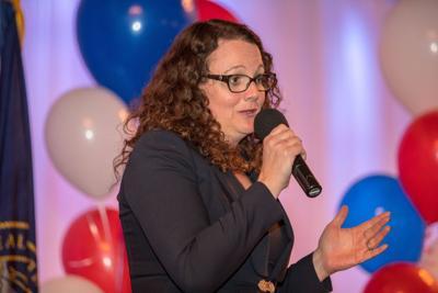 Kara Eastman in 2018