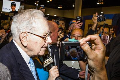 Buffett outbid by private equity in Berkshire's big deal hunt