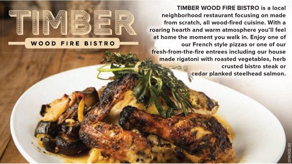 Timber Wood Fire Bistro | Metro Guide