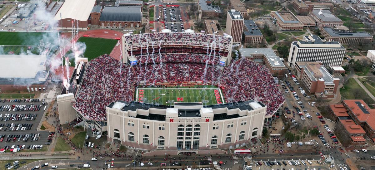 Nebraska top 25 nationally — but middle of Big Ten — in athletic department revenues
