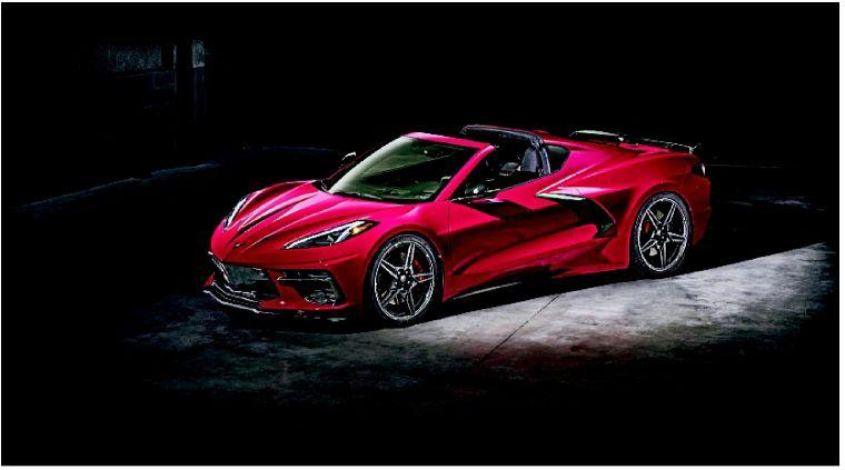 Chevrolet sends hard-top convertible Corvette into market headwinds