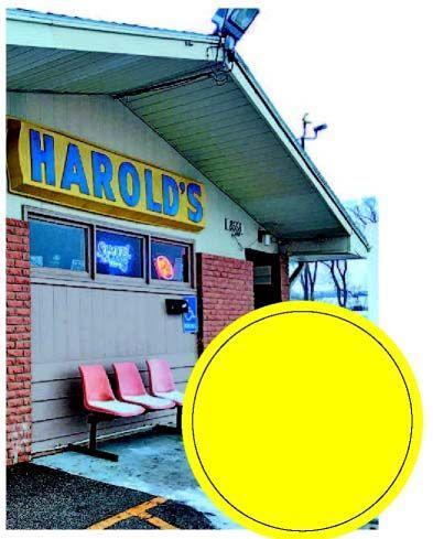 Feel at home at Harold's