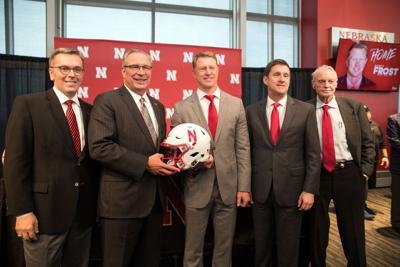 Tom Osborne's reassurance made Scott Frost 'feel a lot better' about Nebraska