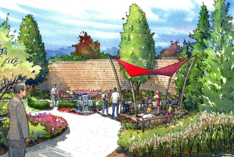 Bergan Mercy adding healing garden | Health | omaha.com