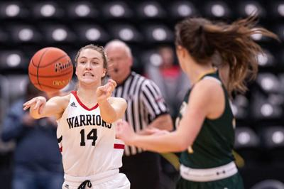 Senior Ella Wedergren watched and learned from Westside teammates. Now she's ready to lead
