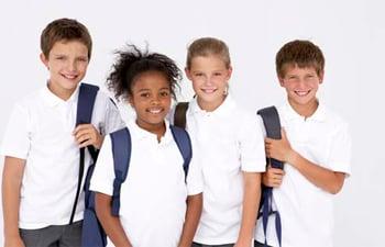 Do uniforms make schools better?