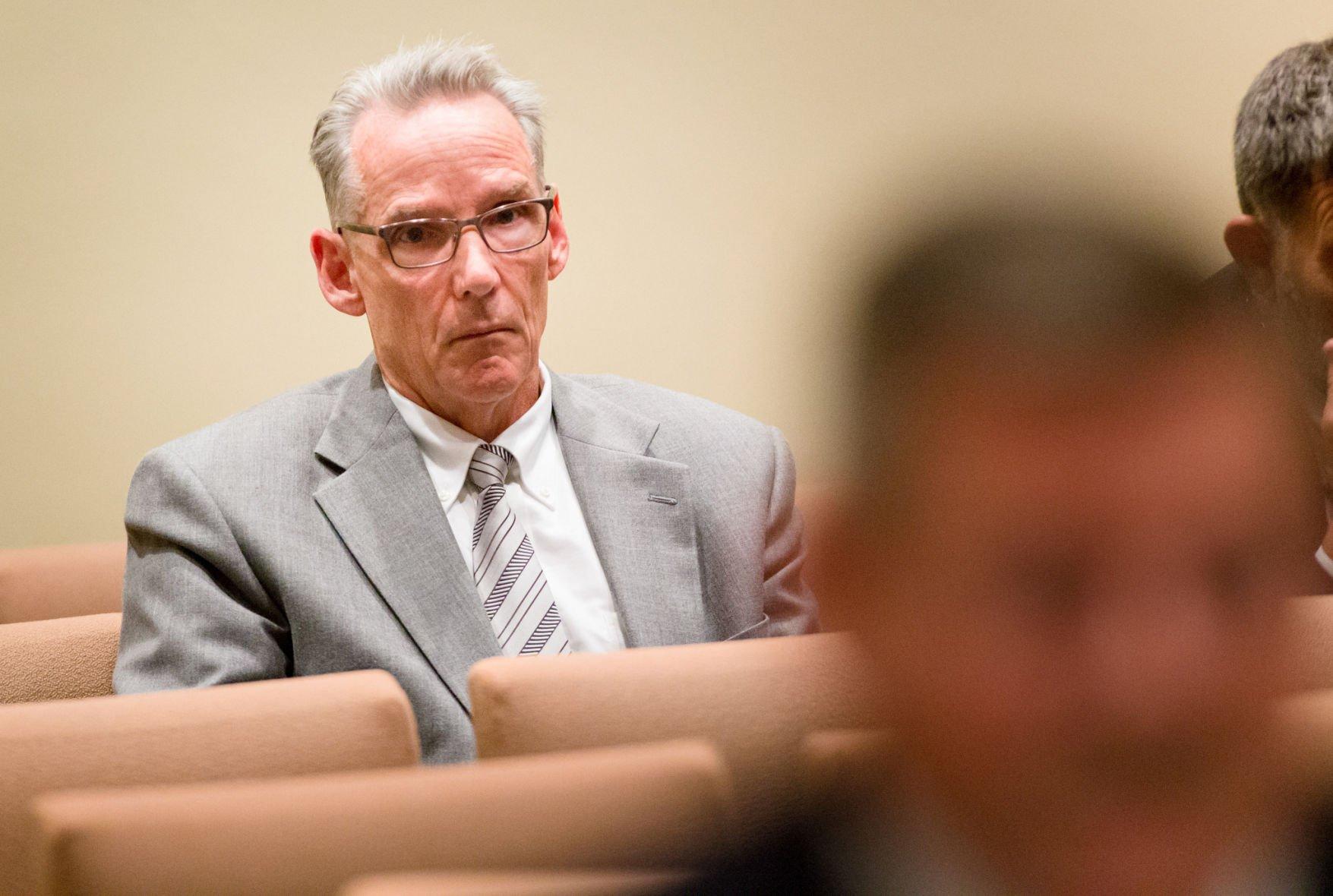 PRISON HEARING George Green Bombshellu0027 disclosure by state