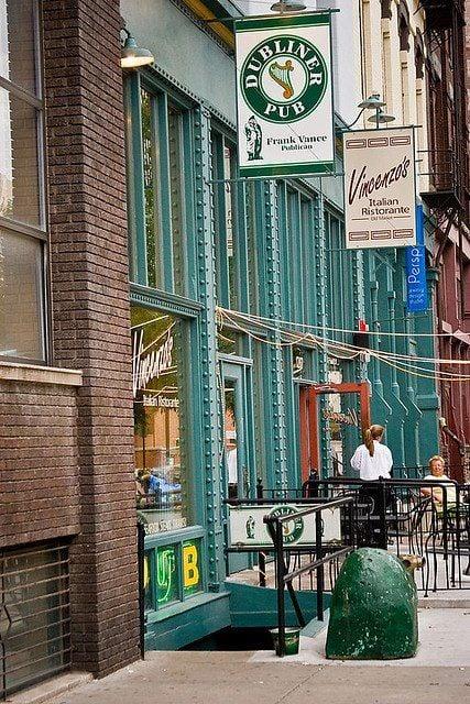 Dubliner Pub   Irish Bar   The Dub   Omaha   Entrance