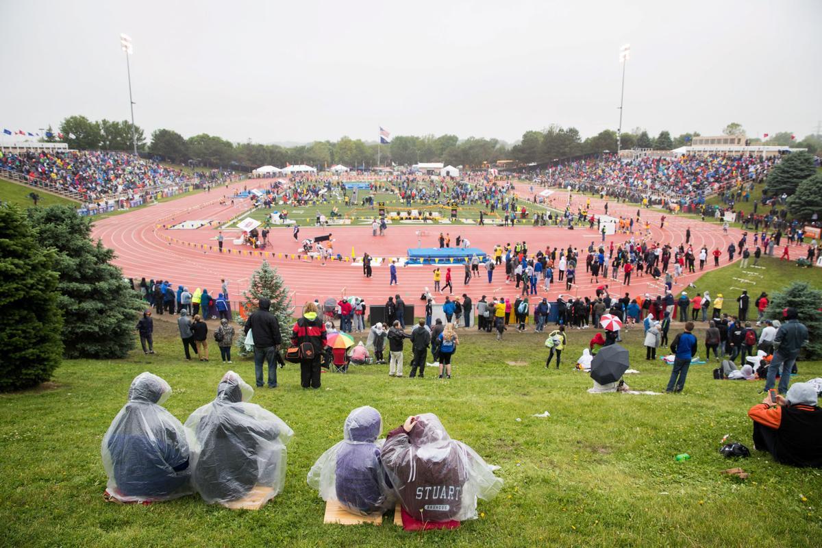 omaha state track meet