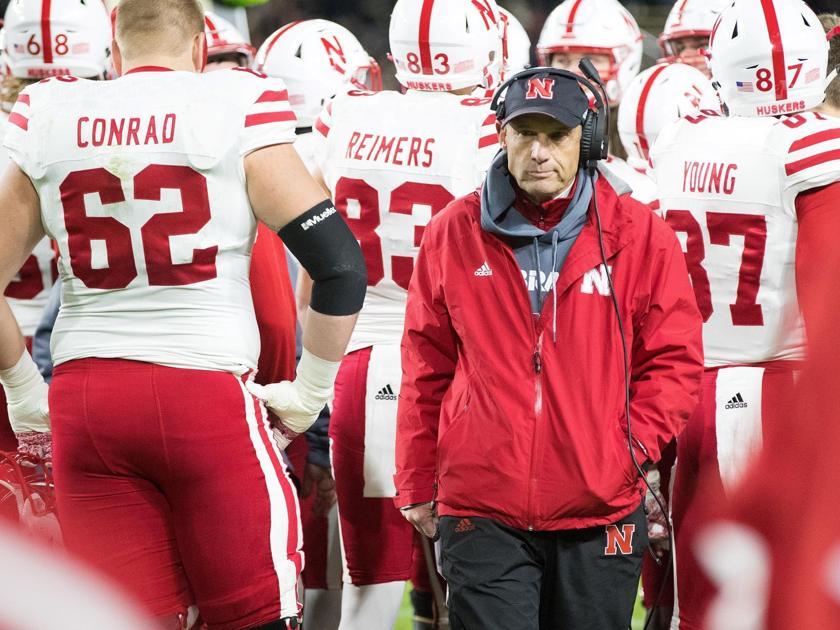 f57ee616b Nebraska fires football coach Mike Riley after three seasons ...