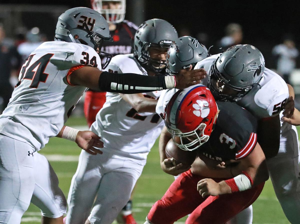 Thomas Jefferson Shakes Off Slow Start Scores 35 Unanswered In Win