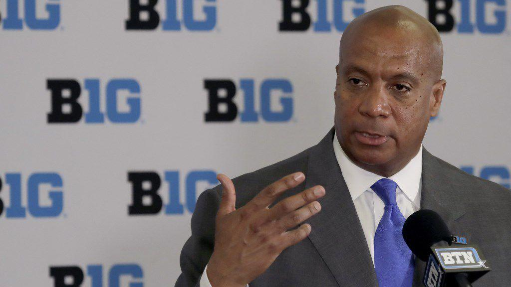 Big Ten commissioner says eliminating nonconference games gives teams 'best chance to play'