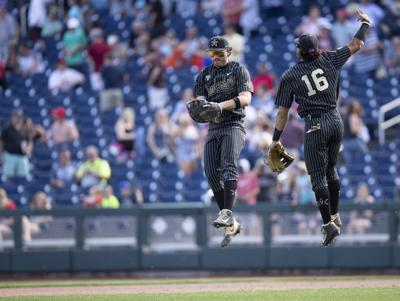 Vanderbilt controls its bracket at the CWS — but Tim Corbin says Commodores have 'long way to go'
