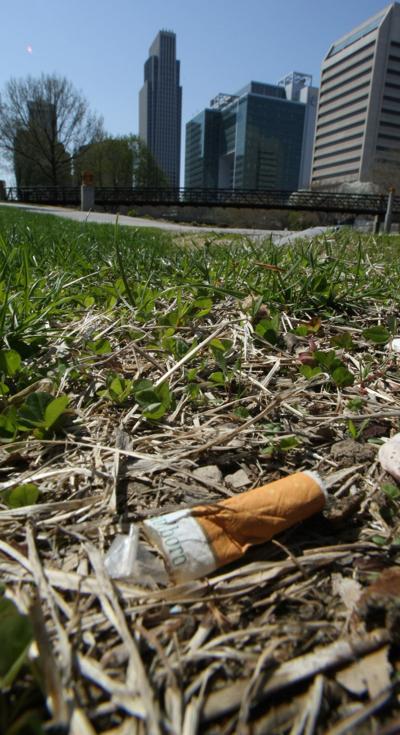 Smoking parks