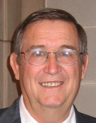 Sen. Dave Bloomfield of Hoskins