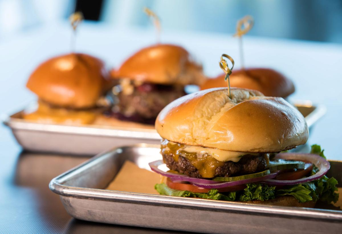 Dining Review Charred S Creative Toppings Pair Well With