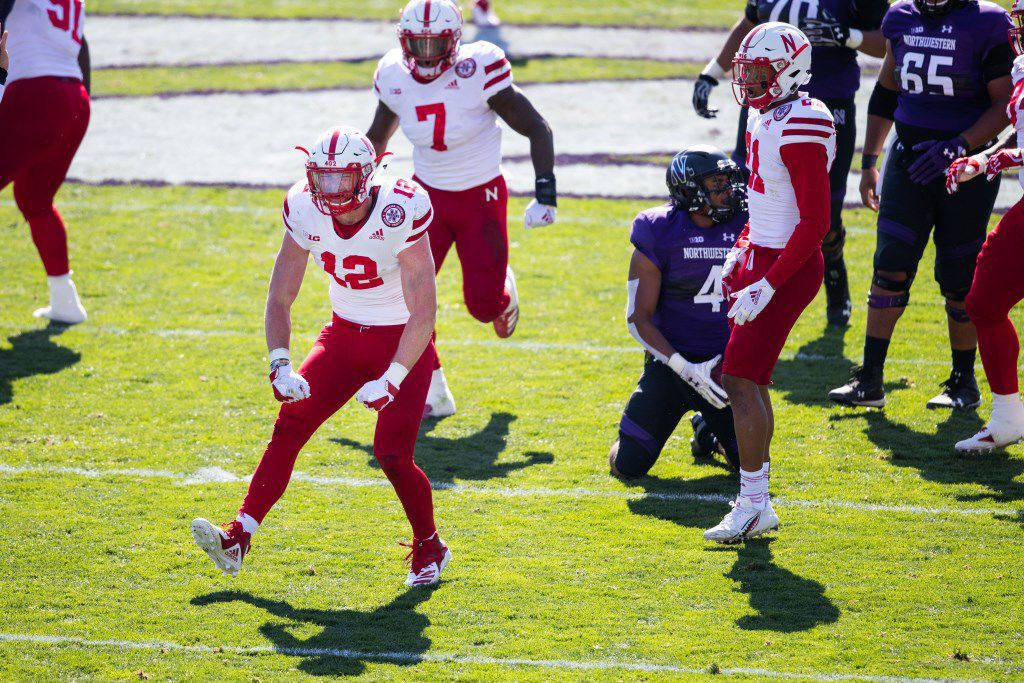 Luke Gifford 'blinked' and his Husker career was over. But ...