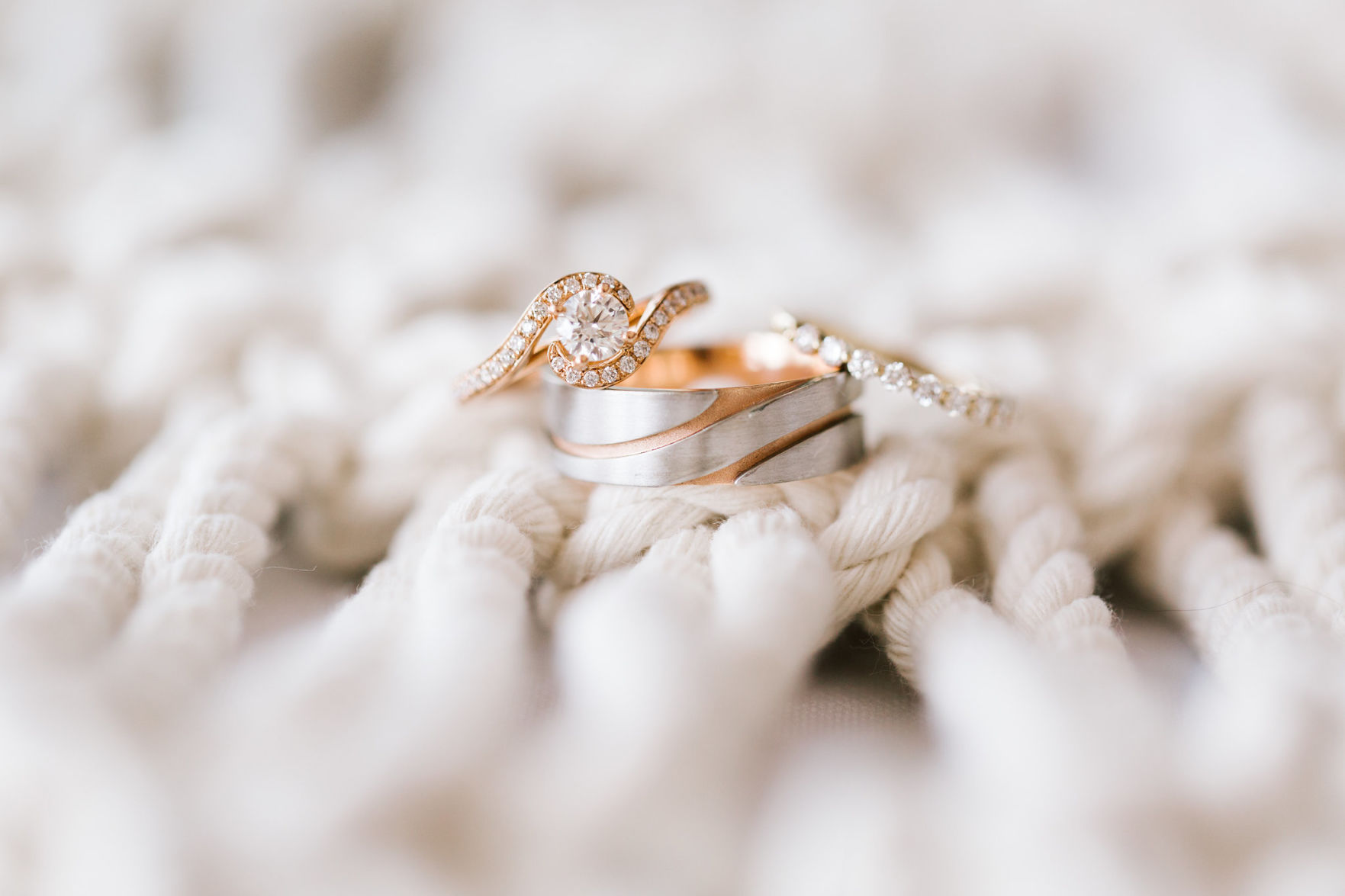 Our Top 15 Favorite Wedding and Engagement Ring Styled Photos