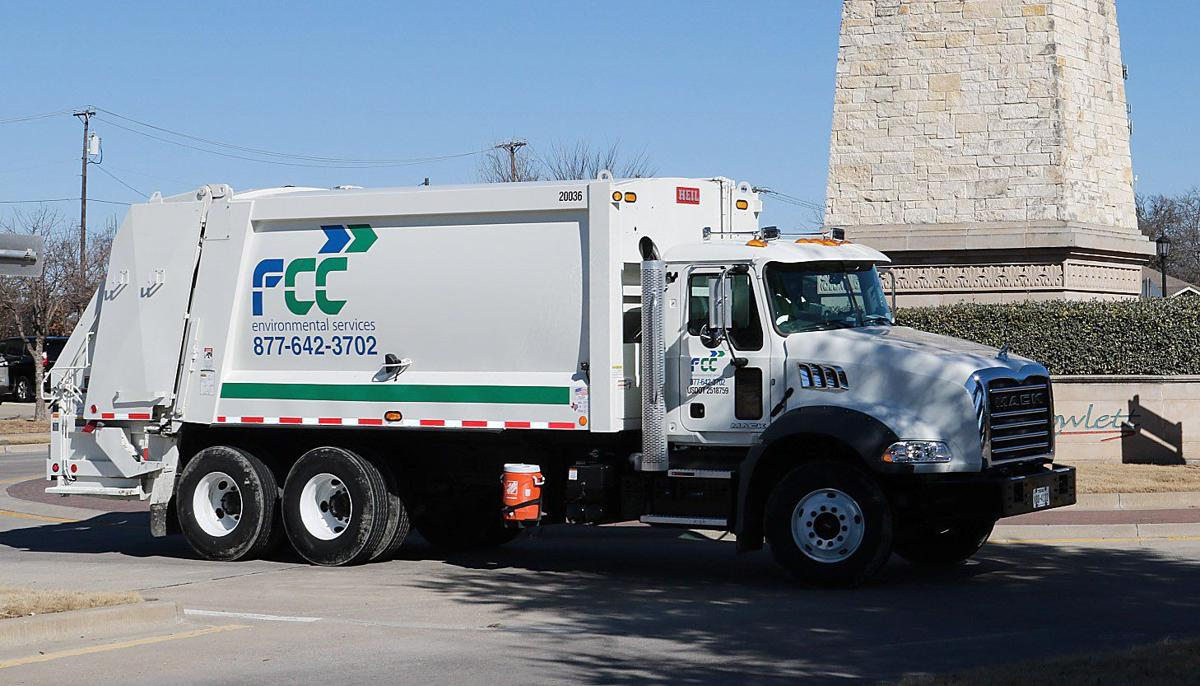 FCC truck
