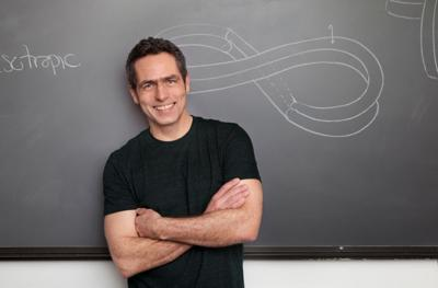 Kelly: Westside grad, now teaching at Harvard, to share passion for beauty of math
