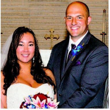 Tyler Sosi and Pauline Seymour Sosi