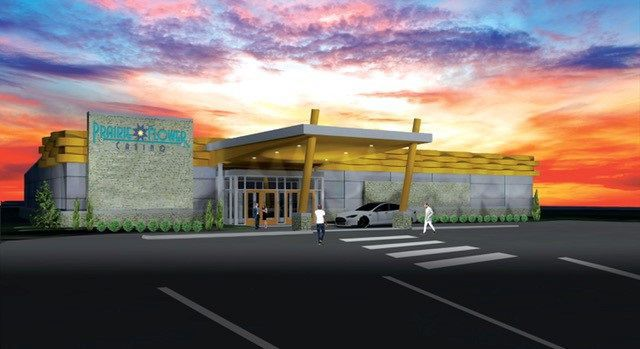Prairie Flower Casino Rendering 2