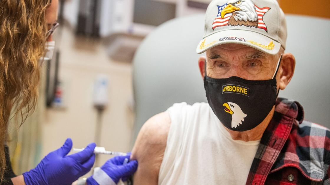 Omaha VA among nation's fastest at getting COVID-19 vaccine to veterans - Omaha World-Herald