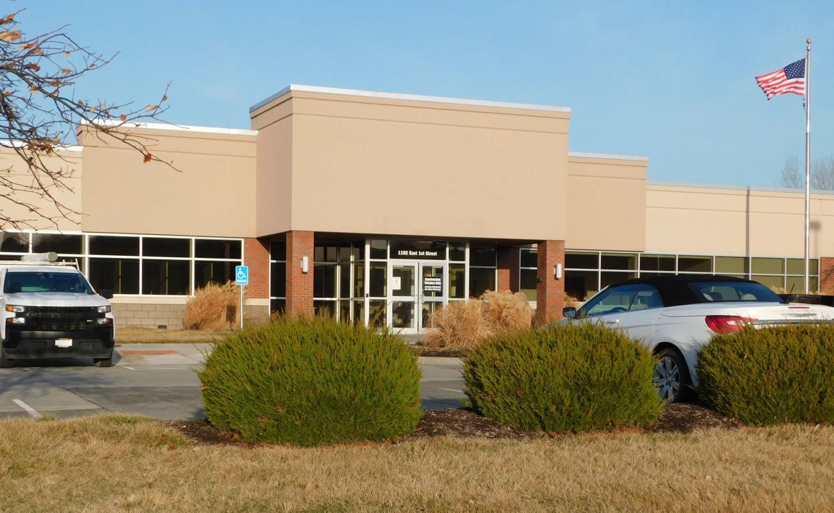 Sarpy County's 1102 Building
