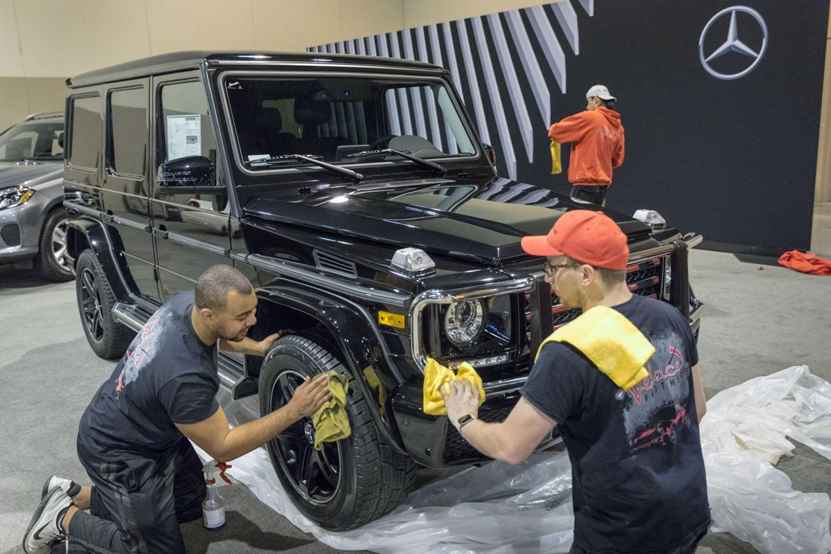 Car dealers at Midlands International Auto Show hope for ...