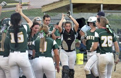 Class B: Elkhorn South, Gretna, Hastings, York win state softball openers