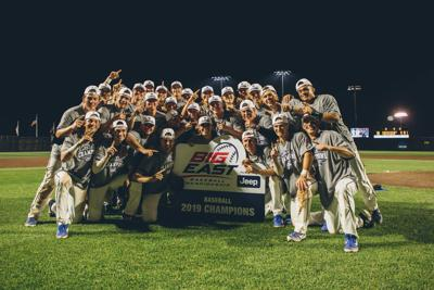 Creighton baseball clinches first Big East tournament title with win over Xavier