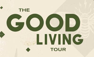 the good living tour returns to eight cities in nebraska rock