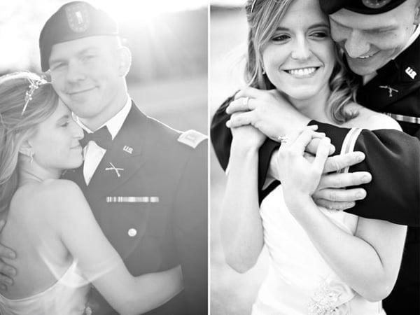 Military // Army Wedding